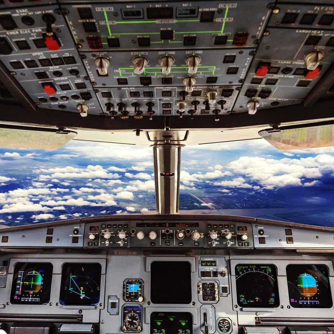 avionics manufacturers frequencia cockpit