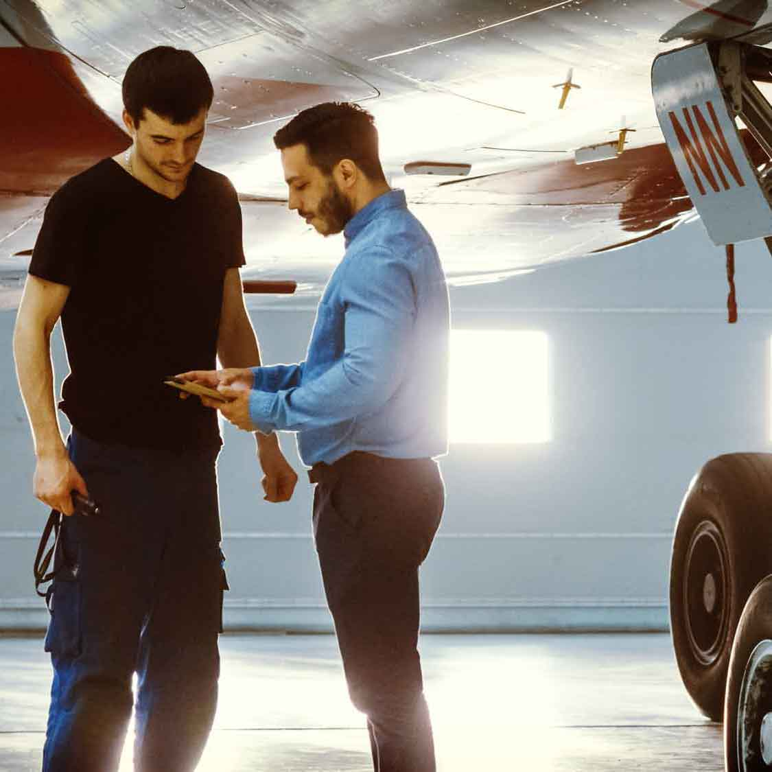 Global Aviation Services Frequencia Support