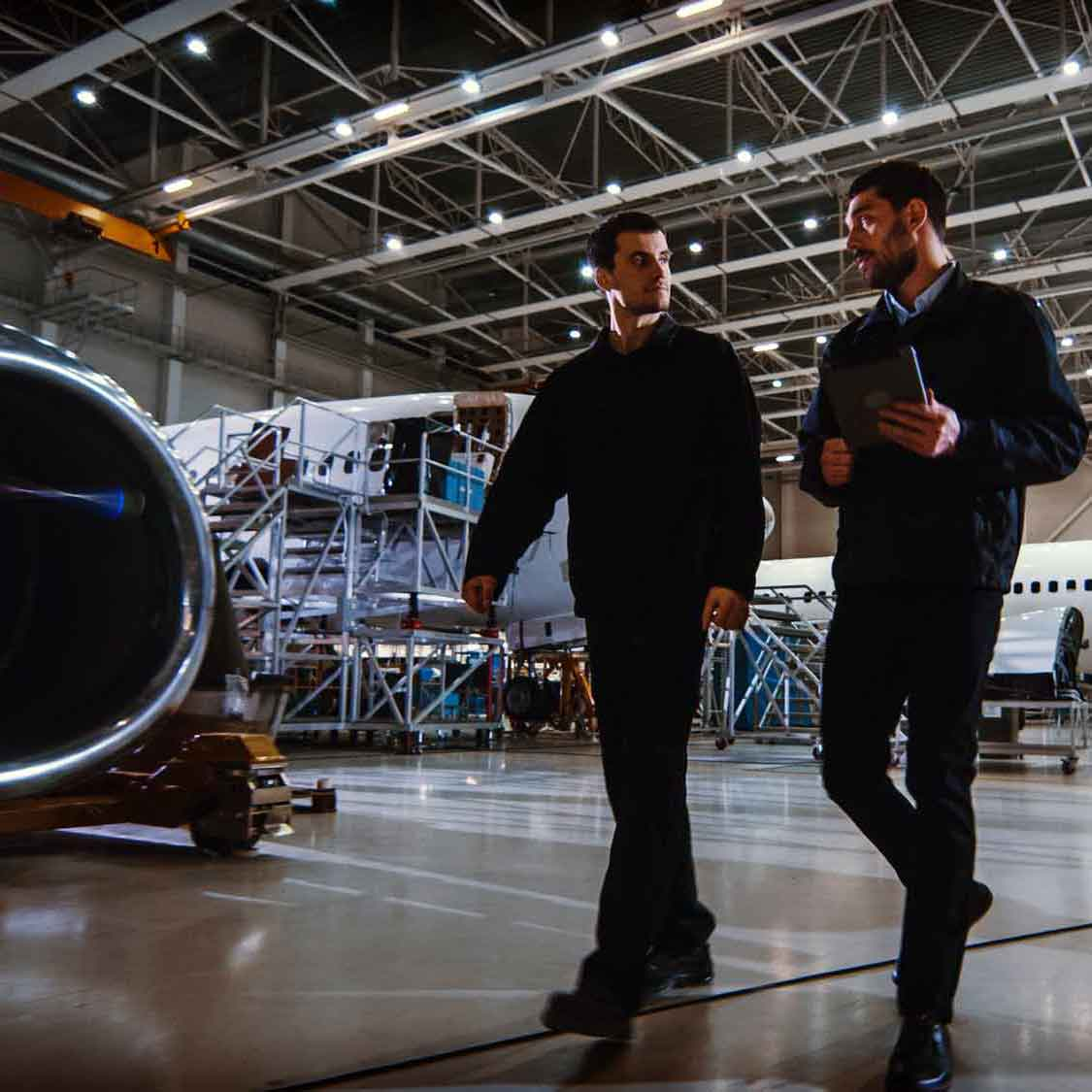 avionics service frequencia partners